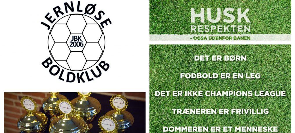 Velkommen til Jernløse Boldklub